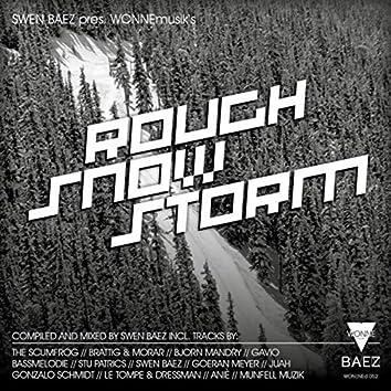 Swen Baez Pres. WONNEmusik's Rough Snowstorm #1