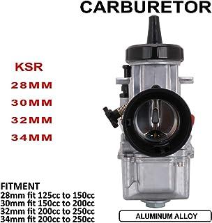 YSMOTO Carburador de Motocicleta PE26 de 26 mm para NSR140 125 CC 140 CC 150 CC ATV Dirt Bike