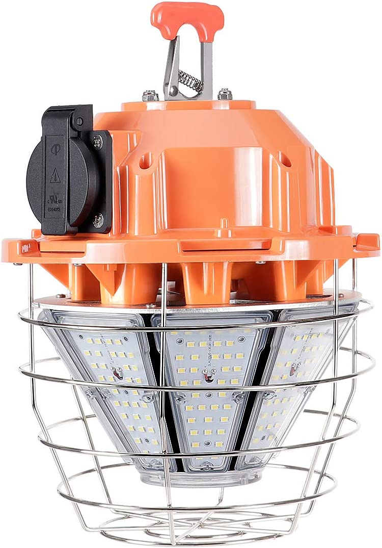 120W LED Temporary Work Regular discount Lights Outlet ☆ Free Shipping 15 5000K Daylight wit White 000Lm
