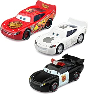 cars 2 Pixar Die-Casting Metal Car 3 Pack (50)