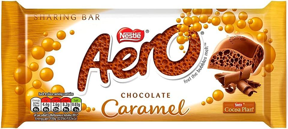 Aero Giant Caramel 90G