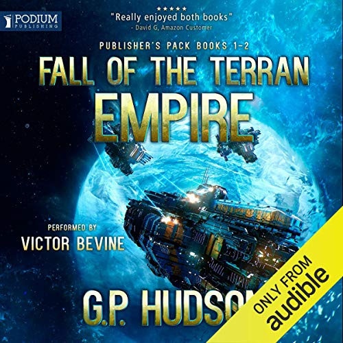 Fall of the Terran Empire: Publisher's Pack (Book 1-2) Titelbild