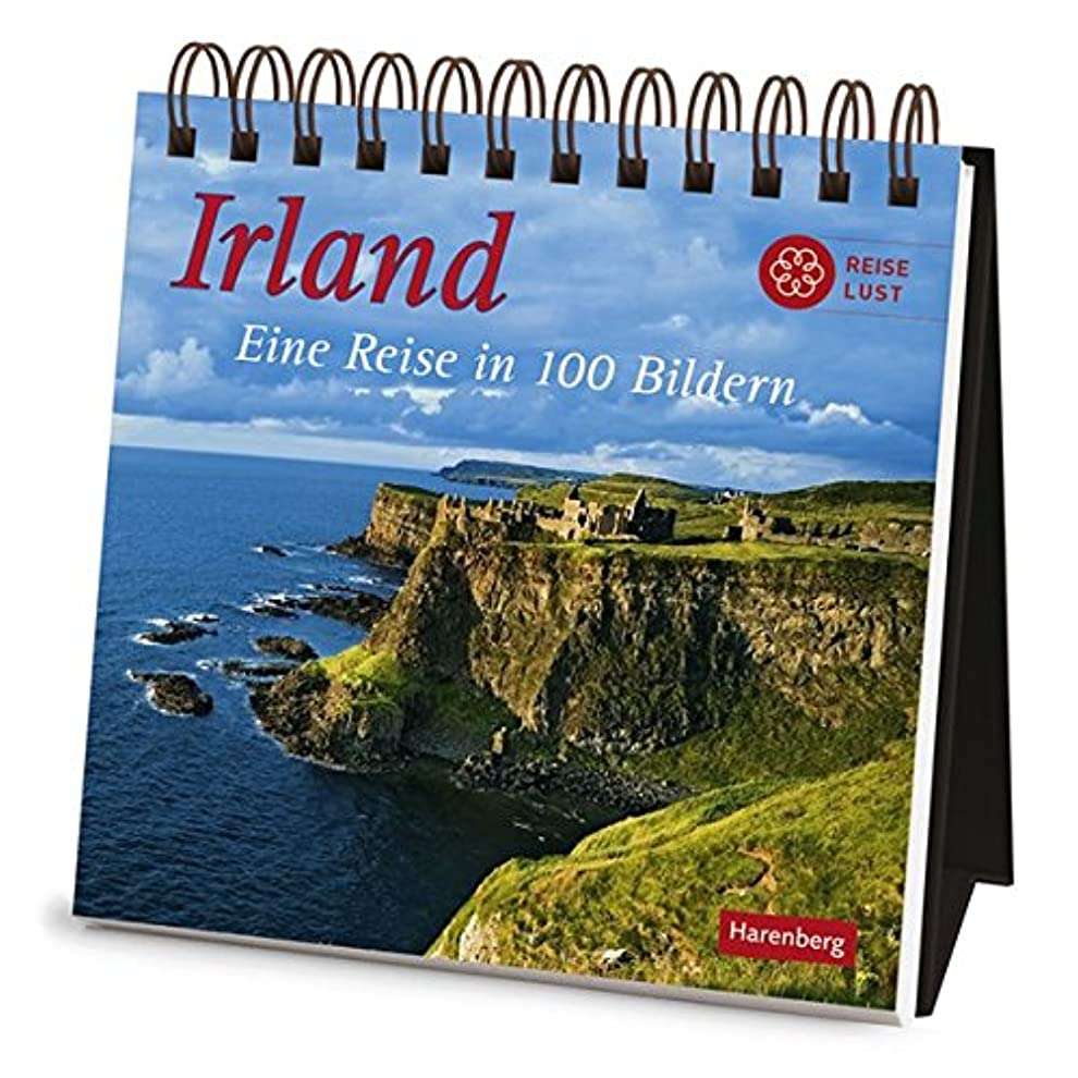 同化記事ワックスIrland Geschenkbuch: Eine Reise in 100 Bildern