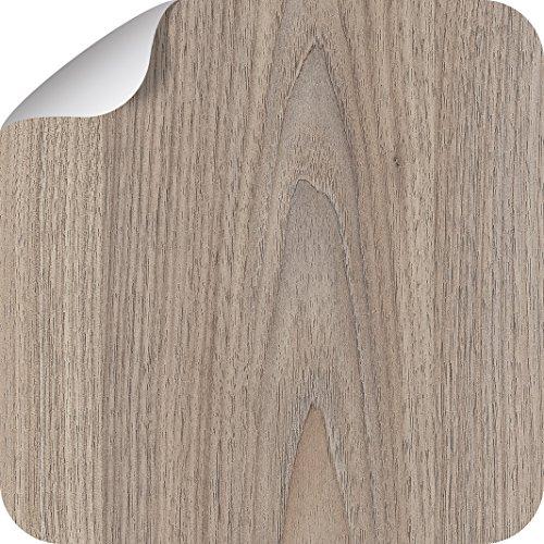 TECOSMART Selbstklebende Möbelfolie -Noce Ampère - 620mmx2300mm (EUR 19,64/m²)