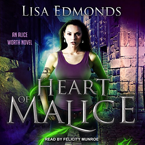 Heart of Malice audiobook cover art