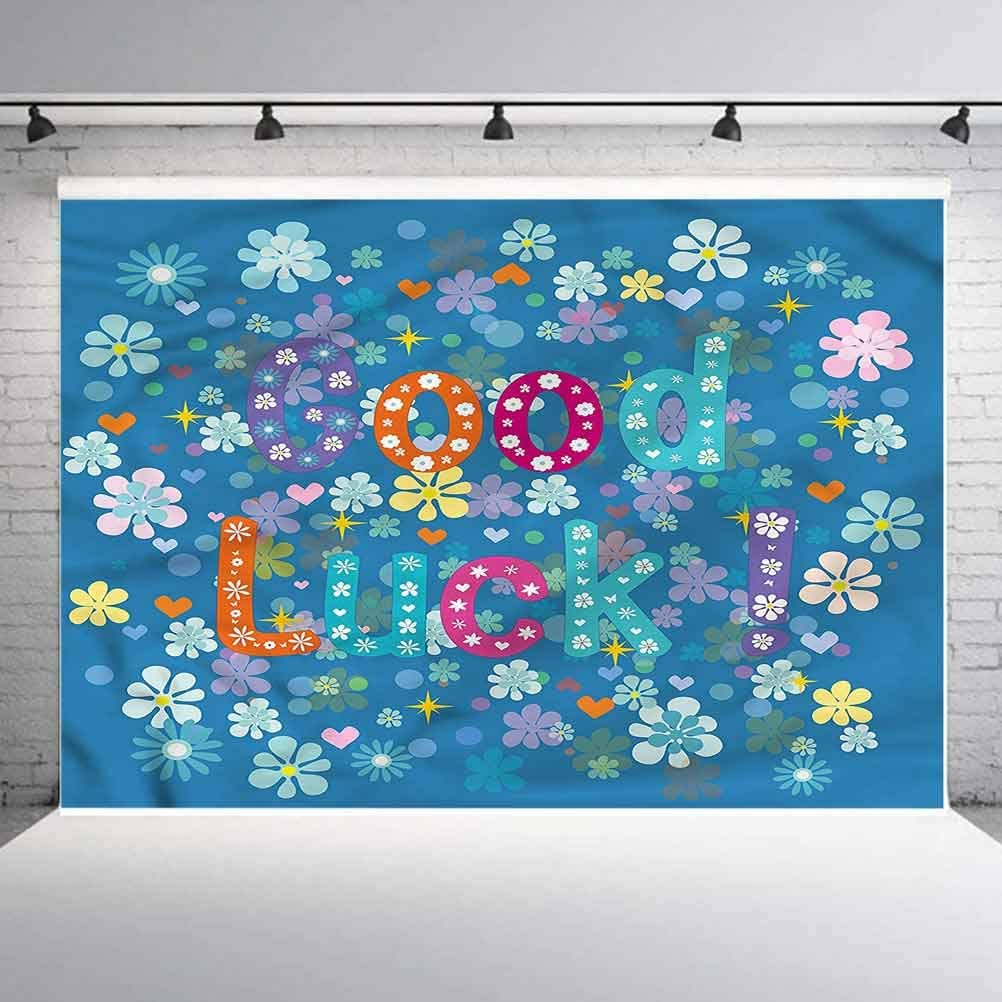 8x8FT Vinyl Photography Backdrop,Charlotte,Happy Smiling Stars Background Newborn Birthday Party Banner Photo Shoot Booth