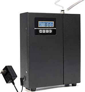 Kevinleo Scent Air Machine 3 years Warranty,HVAC,860-1,100 sq.ft,Powerful Effect,Waterless,Flexible Timers Setting Monday-Sunday,Cover 860-1,100 sq.ft. Area,7''(L)x2.5''(W)X9''(H),Deliver scent,12V US