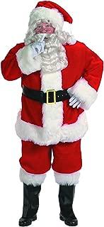 Halco - Professional Santa Suit Adult Plus Costume