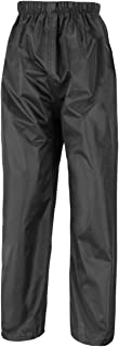Result Core Kids/Childrens Big Boys StormDri Rain Over Trouser/Pants