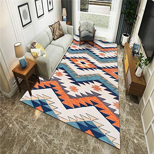 Abstract Art Carpet For Living Room Bedroom Anti-Slip Floor Mat Fashion Kitchen Carpet Area Rugs 100X200CM