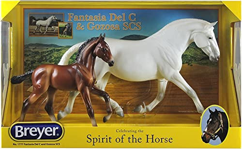 en venta en línea Breyer 1777 Fantasia del del del C and Gozosa - Peluche de Caballo  los últimos modelos