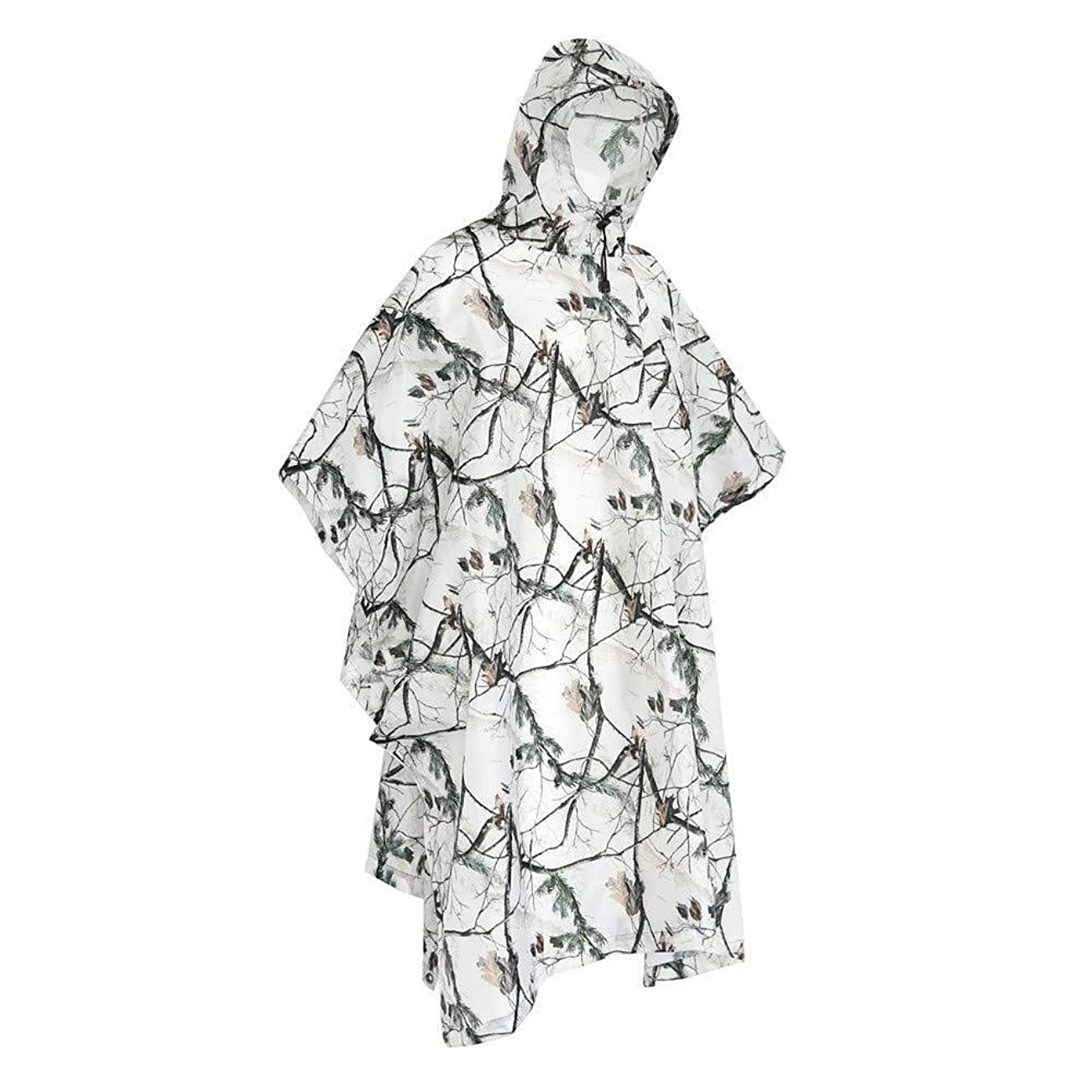 バング迷信通信網H.ZHOU 防水 レインコートレインコートの女性の防水レインジャケットフード付きポンチョスーツセット保護具 ユニセックス