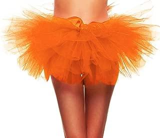orange tutu skirt