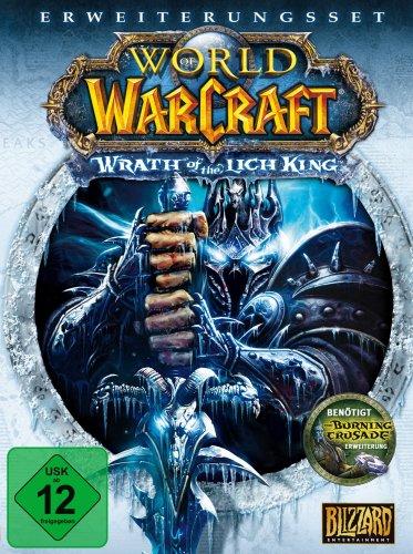 World of WarCraft: Wrath of the Lich King (Add-on) [Edizione : Germania]
