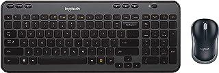 Logitech Mk360 Keyboard And Wireless Mouse Combo