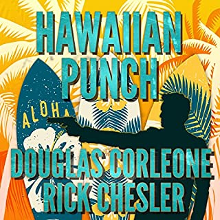 Hawaiian Punch audiobook cover art