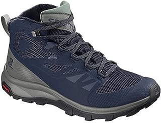 SALOMON Men's Outline Mid GTX Hiking Boots Shoe