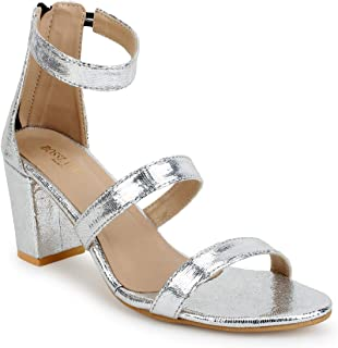 SCENTRA BOSSLADY15 Silver Heel