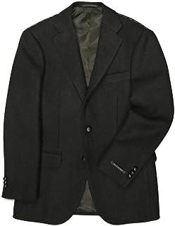 【 MADE BY RING JACKET 】秋冬 [ HARRIS TWEED ] 3ツ釦段返り濃紺ジャケット [ MESSENGER ] (A体 & AB体) (58F01X) [ STYLE 72 ]