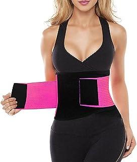 4e1701fc97 Lover-Beauty Women s Waist Trainer Belt-Body Shaper Belt for Hourglass  Shaper