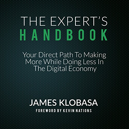 The Experts Handbook audiobook cover art