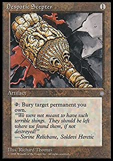 Magic: the Gathering - Despotic Scepter - Ice Age
