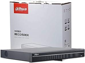 Dahua NVR4216-16P-4KS2 16 Channel 1U 16PoE 4K&H.265 Lite Network Video Recorder, Support 8mp IP Camera CCTV Video Surveill...