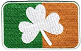 Ireland Clover Flag...image