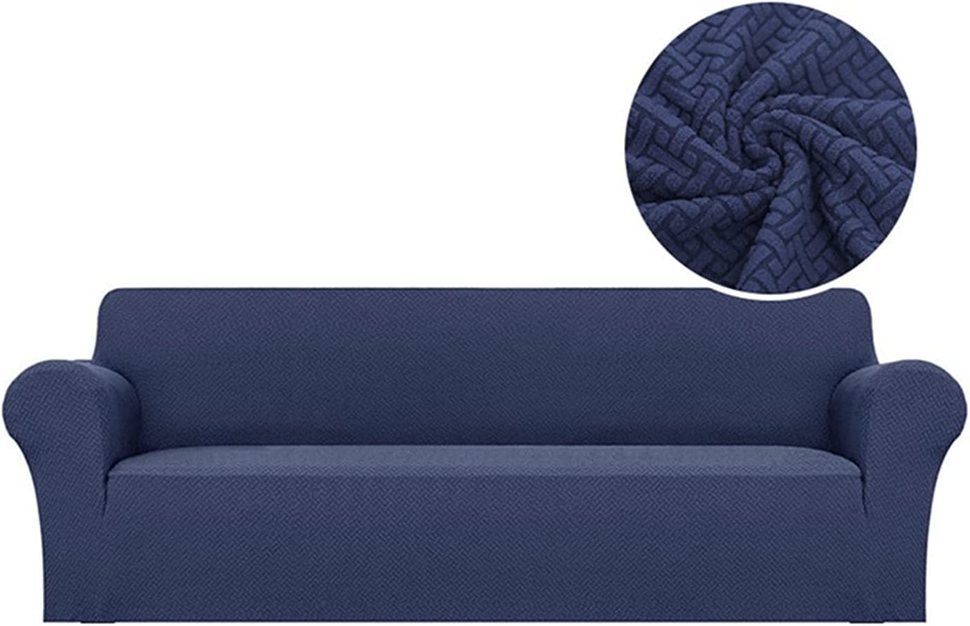 XUELINGTANG Jacquard Stretch Sofa Cover Elastic for Living Max 61% OFF Limited time trial price Room