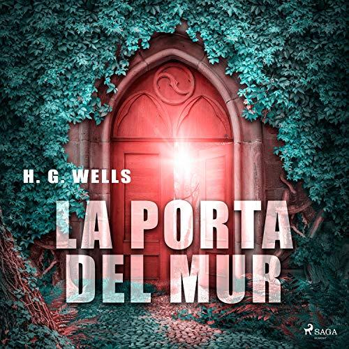 Diseño de la portada del título La porta del mur