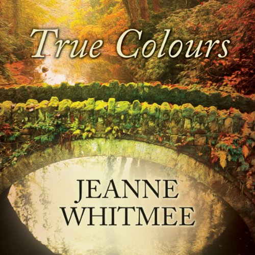 True Colours audiobook cover art