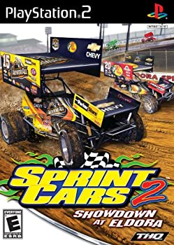 Sprint Cars 2  Showdown at Eldora - PlayStation 2