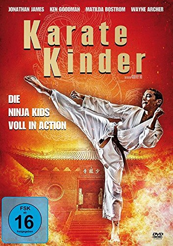 Karate Kinder - Die Ninja Kids voll in Action