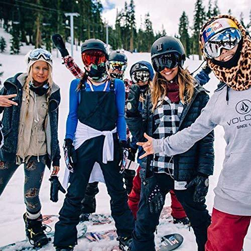 スキーゴーグルTWILKERスノーボードスノーゴーグルUVカット球面レンズ防風防雪防塵曇り止めダブルアジャスター収納袋付き男女兼用スキー登山冬アカウント用(シルバー)