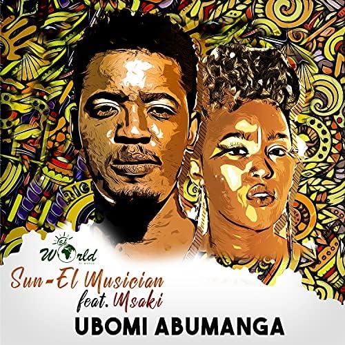 Sun-El Musician & Msaki