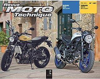 Rmt 187 Yamaha Xsr 700 + Suzuki Sv 650 / (2016>2017)