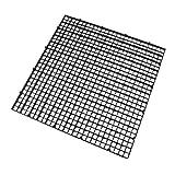 Sourcingmap 6Stk Schwarzer Plastik Quadrat Trennung Brett Isolierung Betta Tank Zubehör de