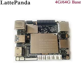 SmartFly info LattePanda (4G/64GB Version) Full Windows 10/Linux miniPC Intel X86 X64 Quad Core 1.8GHz Arduino Development Board,Ship with Accessories(Win10 Actived)