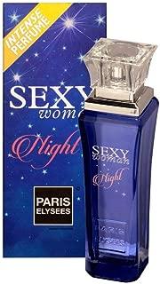 Eau de Toilette Paris Sexy Woman Night, Paris Elysees, 100 ml