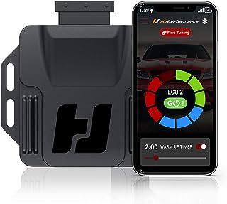 HJ-CSR con aplicación compatible con Audi A5 (5F) S5 3.0 TFSI (354 PS/260 kW) Chiptuning de gasolina.