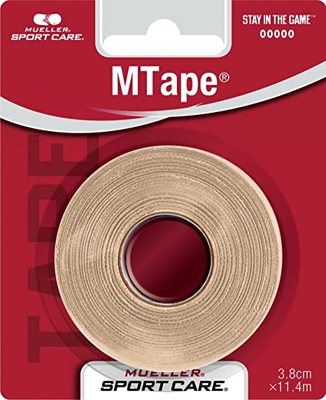 Mueller Athletic Tape Review for Fitness Enthusiasts