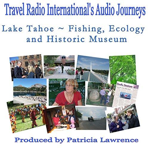 Lake Tahoe California cover art