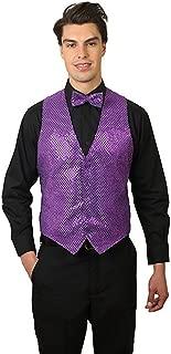 Men's Sequins Vest