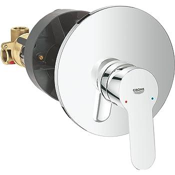 Grohe 32742000 Miscelatore Monocomando per Doccia Euroeco New Cromo