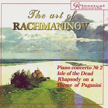 The Art of Rachmaninov vol 1