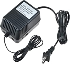 Uniq-bty AC Adapter for Stanton PS18US RM Three Mixer Power Supply Cord Cable PS Wall Home Battery Charger Mains PSU
