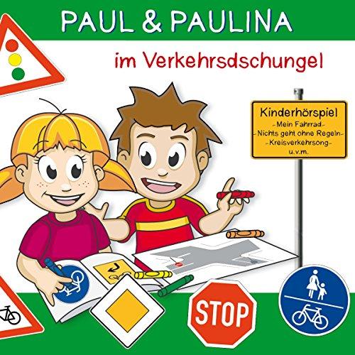 Paul und Paulina im Verkehrsdschungel Titelbild