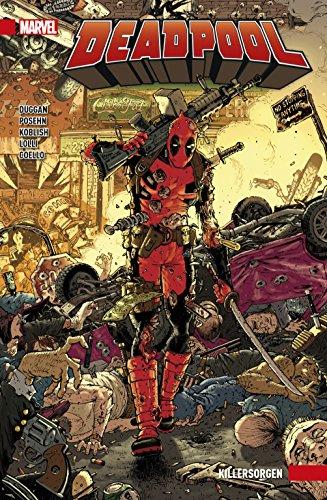 Deadpool: Bd. 2 (2. Serie): Killersorgen