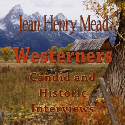 Westerners audiobook cover art