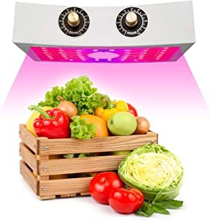 Grow Light,COB LED Grow Light 1000W,Full Spectrum with Adjustable Veg&Bloom Knobs - LED Grow Lamp Double Chips LED for Ind...
